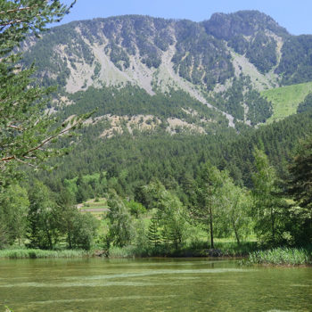 Lac © Camping de Montgenèvre