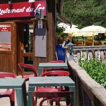Bar Restaurant © Camping de Montgenèvre