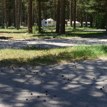 Terrain de pétanque © Camping de Montgenèvre